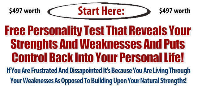 Free dating personality test