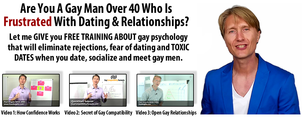 Gay Coaching And Matchmaking For Men Over 40