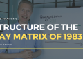 Structure Of The Gay Matrix Of 1983