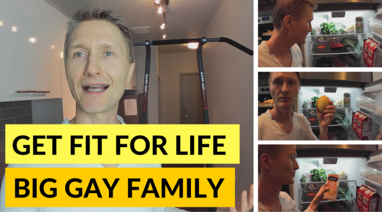 Gay Coaching: Get Fit For Life And Stay Fit With Big Gay Family