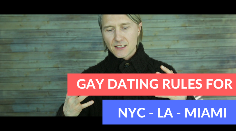 Rules of dating gay